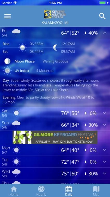 Severe Weather Center 3 screenshot-4