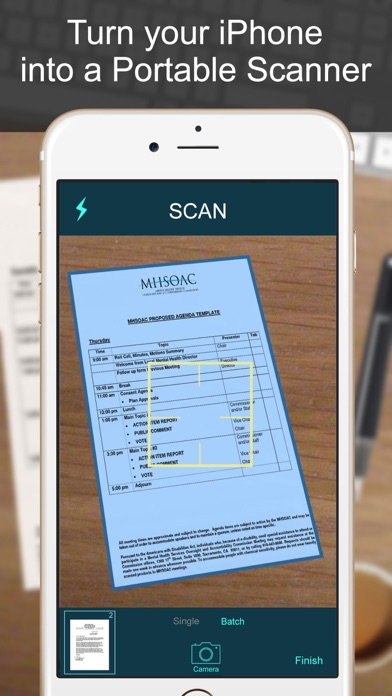 SCANNER - PDF Document Scan