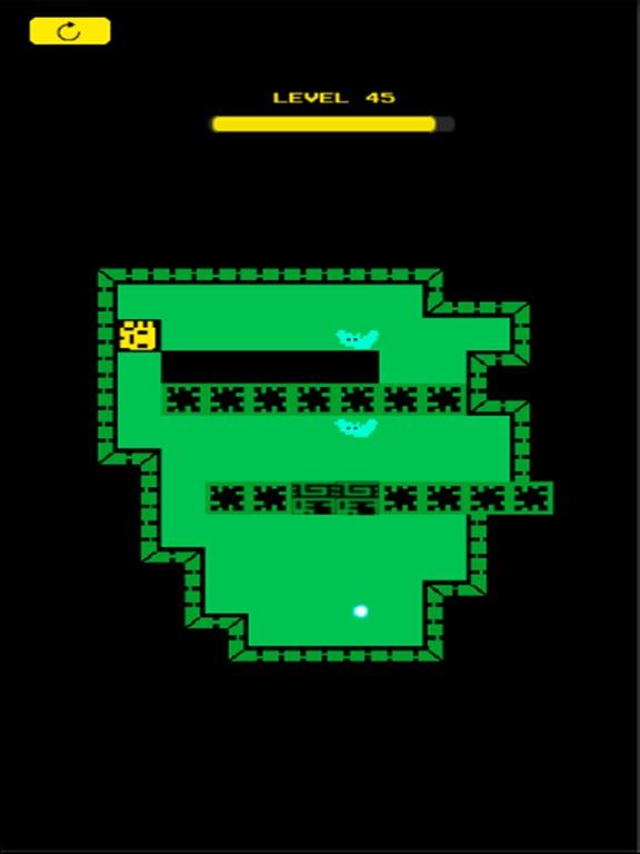 Ipad Screen Shot Tomb of the Color Mask 1