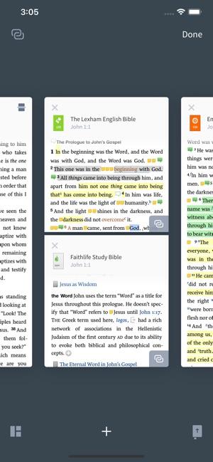 Faithlife Study Bible on the App Store