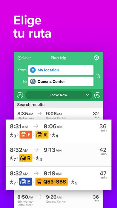 Screenshot for Whiz • Transporte Público in Peru App Store