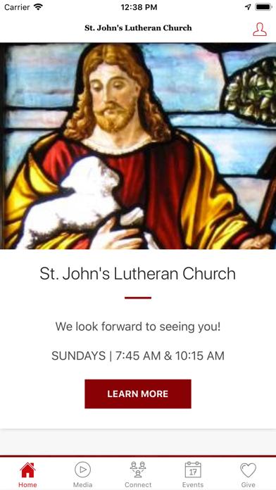 St. John's Lake Township screenshot 1