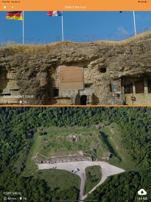 Forts de Vaux et Douaumont screenshot 5