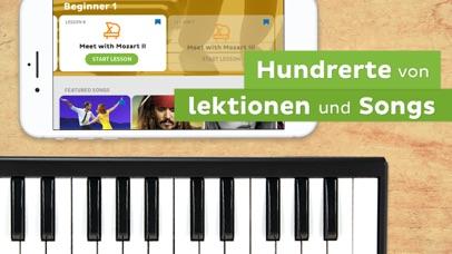 Screenshot for Skoove - Klavier lernen in Germany App Store