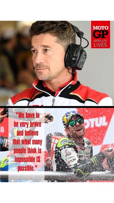 Motorcycle Racer Magazine screenshot 4