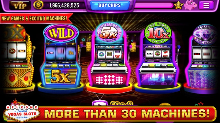 7Star Vegas Slots - Real Vegas screenshot-4