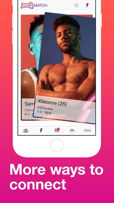 Gay dating app Jack