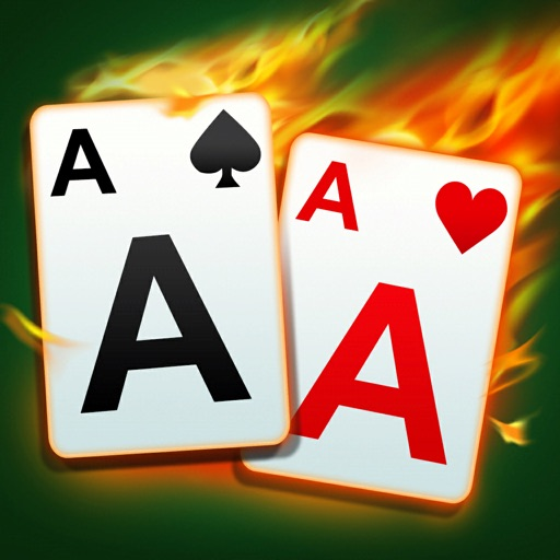 5 Card Frenzy - Solitaire Game icon