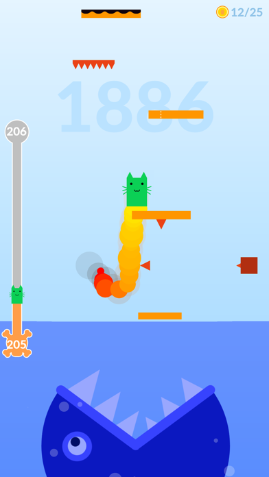 Kitten Up! screenshot 1