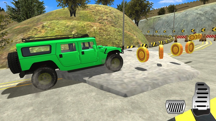Muddy Road Truck 3D screenshot-3