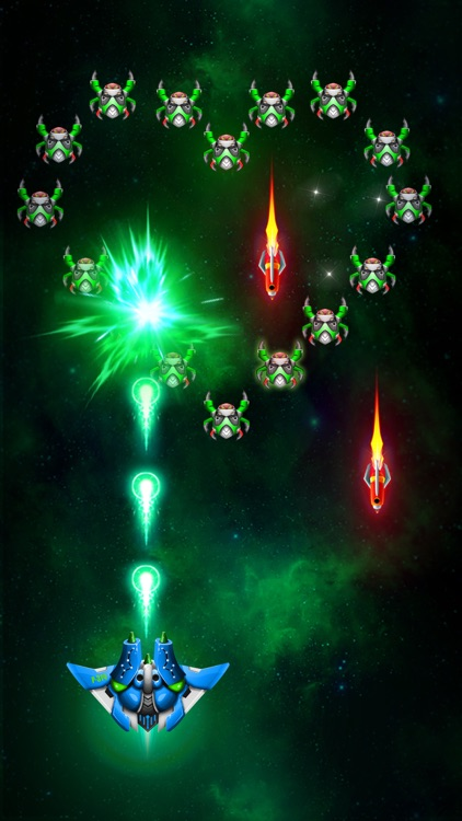 Galaxy Attack: Space Shooter screenshot-6