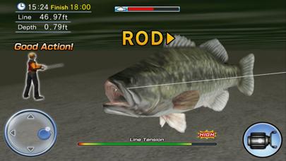 Bass Fishing 3D screenshot four