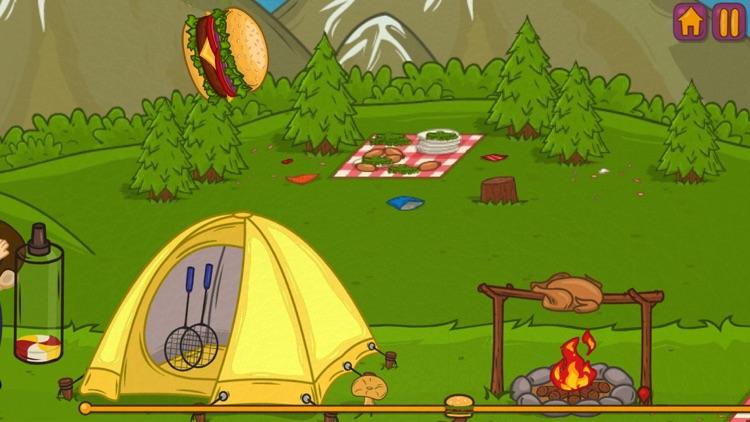 Mad Burger: Launcher Game screenshot-3