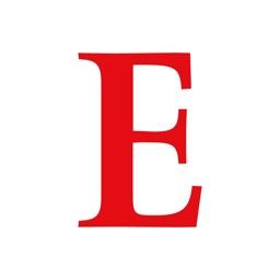 The Economist weekly IN iPad