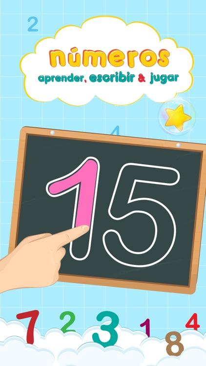 Números para niños en español