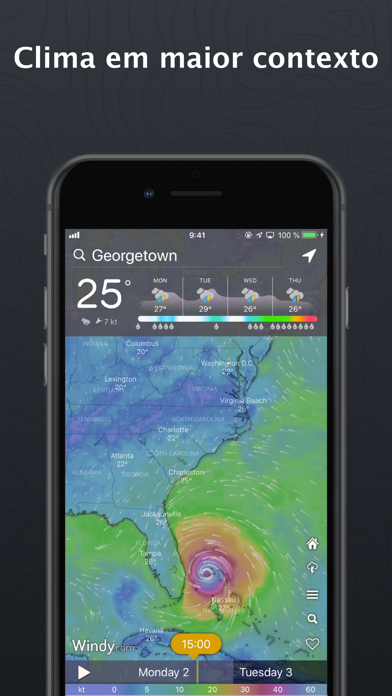 Baixar Windy.com para Android