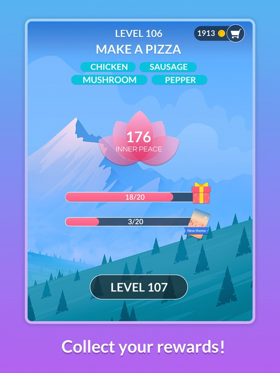Word Serenity: Relaxing Games screenshot 10