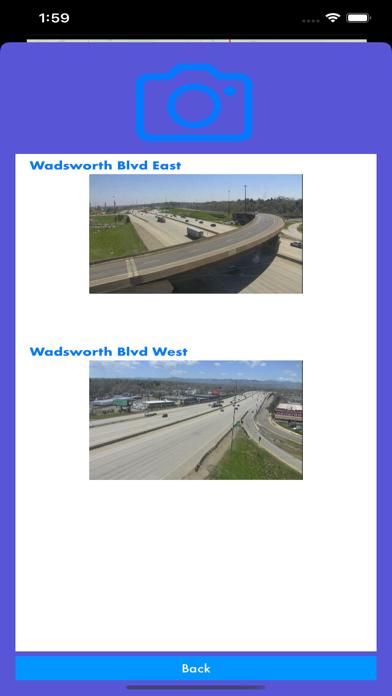 Traffic Cameras Colorado Lite screenshot 4