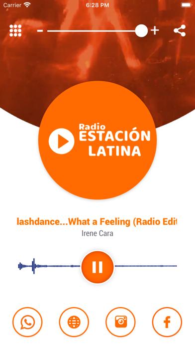 Radio Estación Latina screenshot #1