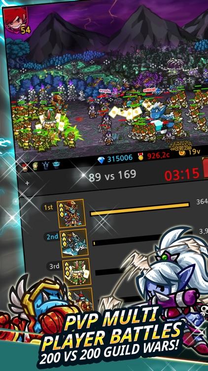 Endless Frontier Saga 2 - RPG screenshot-4