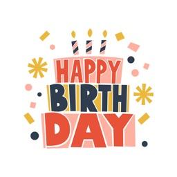 100+ Happy Birthday Wish Pack