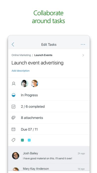 Microsoft Planner screenshot 3
