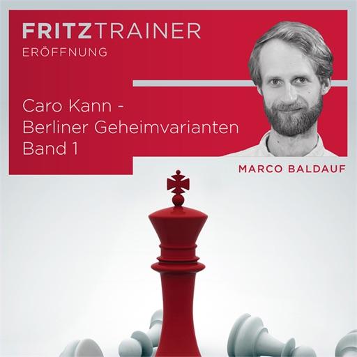 Caro-Kann 1,  Marco Baldauf