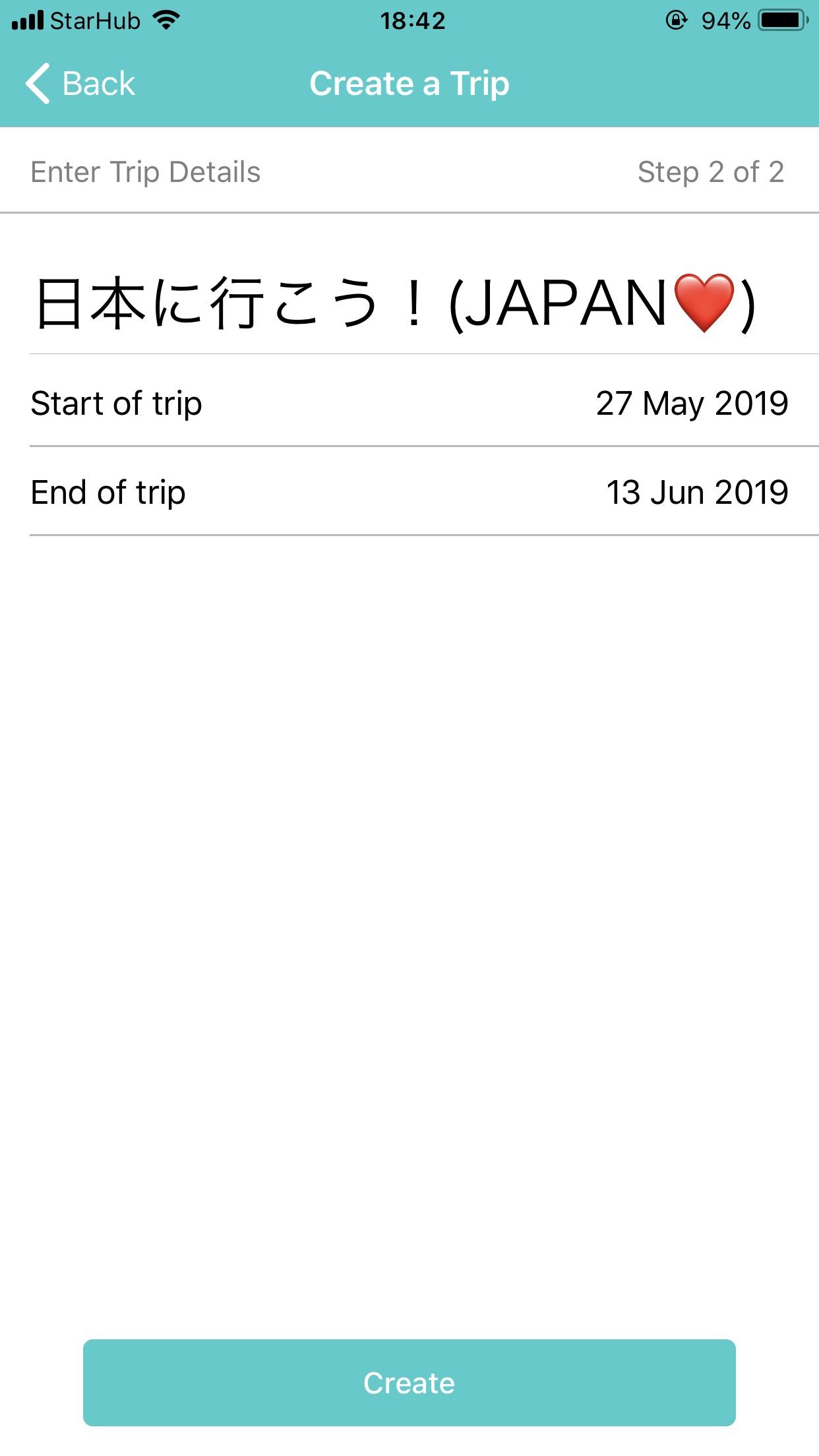 HHWT Muslim Travel Planner Screenshot