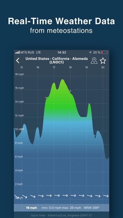 Windy Pro: marine weather app screenshot-5