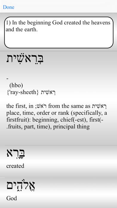 点击获取Greek and Hebrew Study Bible