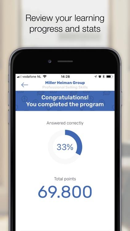 Miller Heiman Group screenshot-4