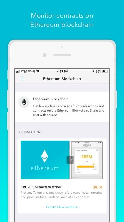 StatX: Blockchain Metrics+Chat screenshot-3