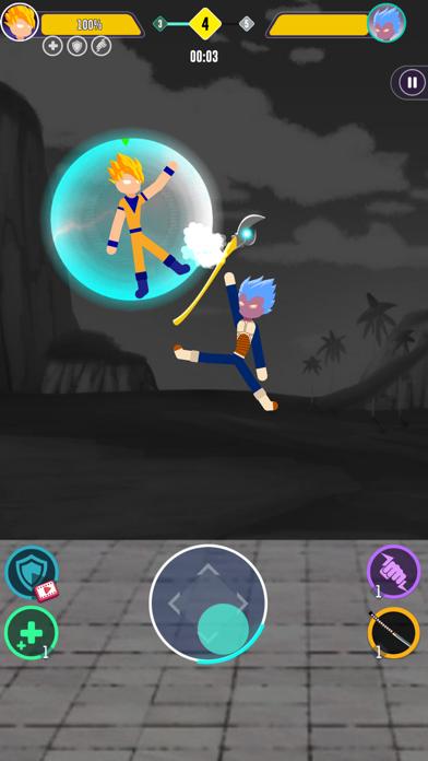 Stick Battle Fight screenshot 2