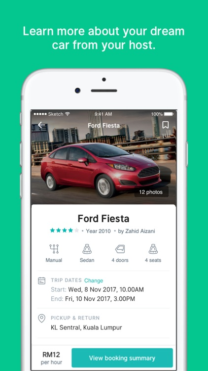 Moovby - A Better Car Rental