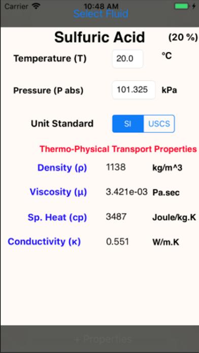 点击获取Thermo Physical Prop