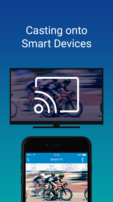 SURE Universal Smart TV Remote screenshot three