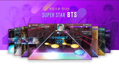 SuperStar BTS for Windows