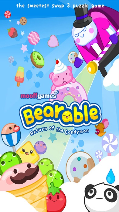 Bearable - Return to Candyland iPhone
