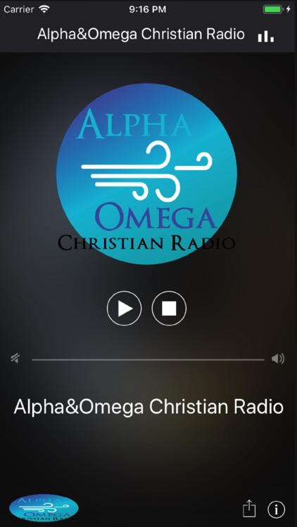 Alpha&Omega Christian Radio