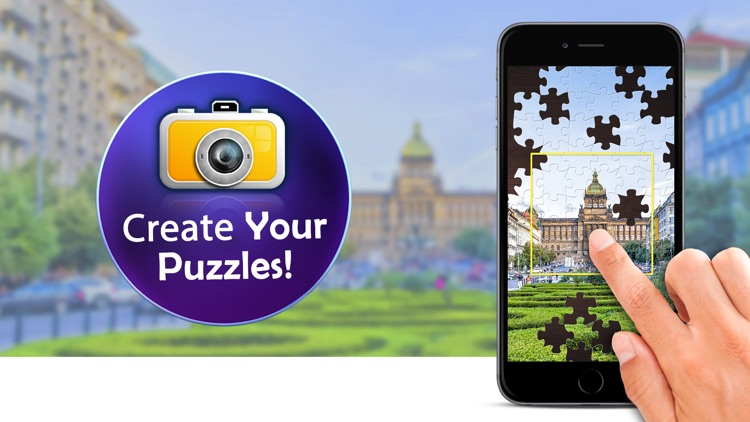 Magic Jigsaw Puzzles screenshot-3