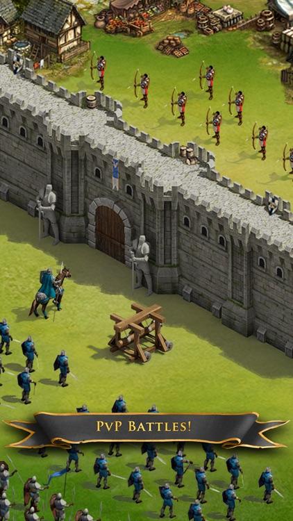 Imperia Online - Strategy MMO screenshot-3