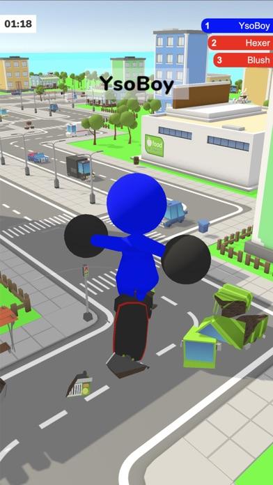 Giant.io! screenshot 1