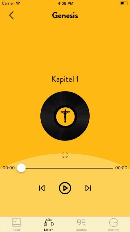 Bible German - Read, Listen screenshot-7