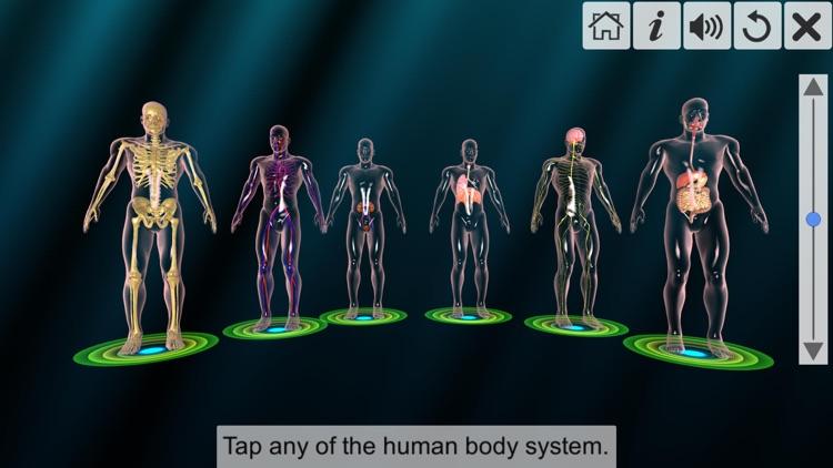 AR Incredible human body screenshot-3