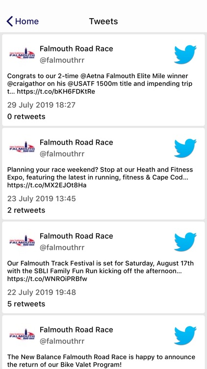 New Balance Falmouth Road Race screenshot-3