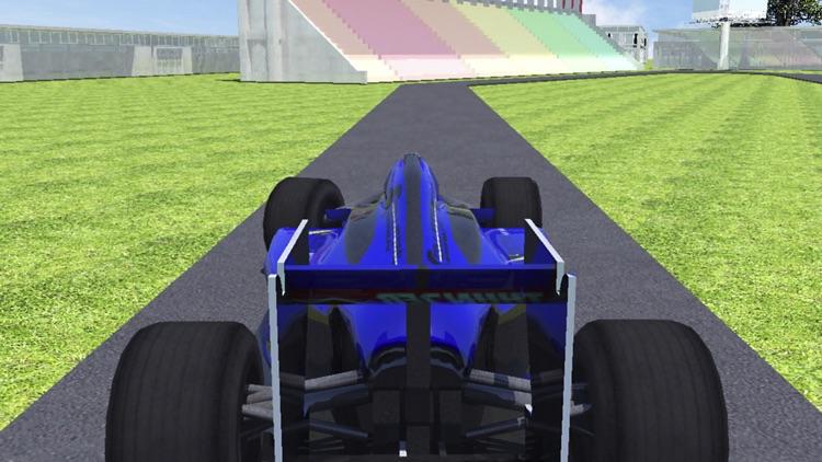 Furious Formula Racing Car screenshot-4