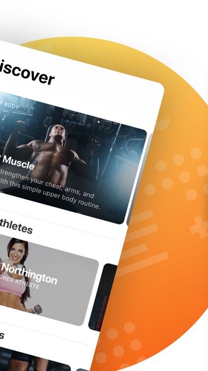 Bolt: bodybuilding gym tracker