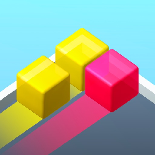 Color Merge - 3D icon