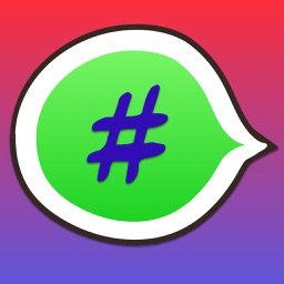 SayIT - funny hashtag stickers