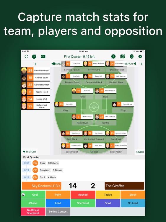 Great Coach AFL screenshot-3